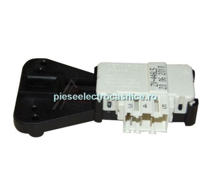 Inchizator electric usa, hublou masina de spalat SAMSUNG ZV446L5 INTRERUPATOR USA HUBLOU  S/W;ZV-446L5,PA66,T19.5,-,W95. DC64-01538A SAMSUNG 431178
