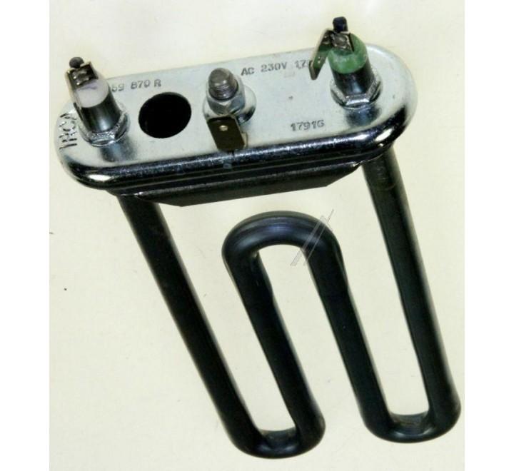 Rezistenta masina de spalat WHIRLPOOL/INDESIT C00110148 REZISTENTA 1700W-230V TL 482000022811 WHIRLPOOL/INDESIT 6001579
