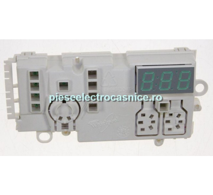 Inchizator electric usa, hublou masina de spalat WHIRLPOOL/INDESIT C00482544 DISPLAY ELECTRONIC. 481227658116 WHIRLPOOL/INDESIT 6972877