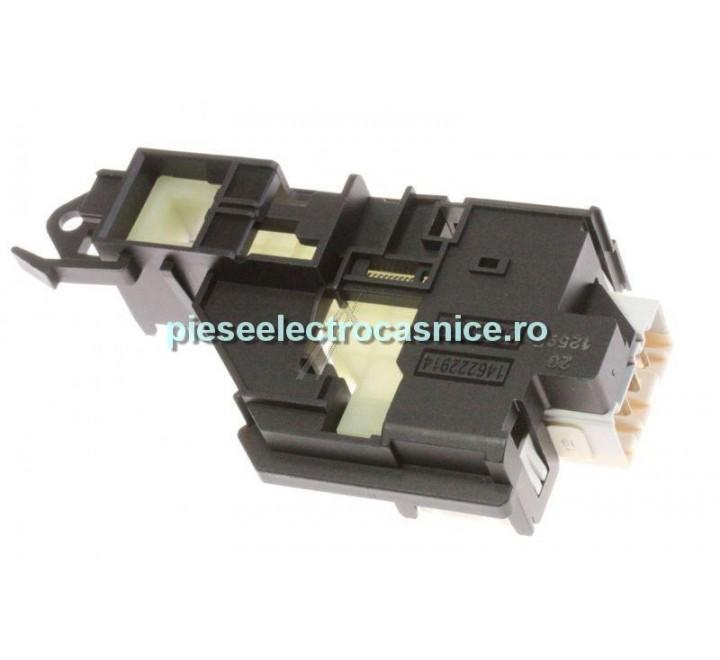 Inchizator electric usa, hublou masina de spalat  DA063663 MECANISM BLOCARE USA PT AEG 1462229145  F154262