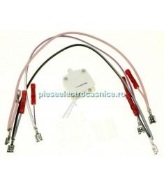 Inchizator electric usa, hublou masina de spalat BOSCH/SIEMENS SCHALTER, TÜRSCHLOSS 1-POL. ÖFFNER 00019316 BOSCH/SIEMENS 429370