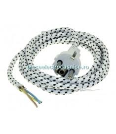 Cablu de alimentare fier de calcat  CABLU DE ALIMENTARE FIER DE CALCAT 3,0M 3X0,75MM  456878