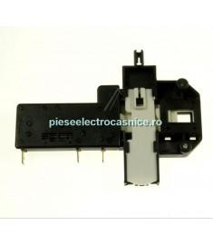 Inchizator electric usa, hublou masina de spalat  DS88-57700 MECANISM BLOCARE USA PTR BOSCH  6192016