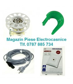 Cablu alimentare aspirator LG CORD REEL ASSY C-2-1 0.75 5300 ABS HG-173 BLACK 4687FI1475K LG 6725672