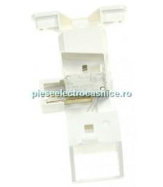 Inchizator electric usa, hublou masina de spalat WHIRLPOOL/INDESIT C00311942 MECANISM BLOCARE USA ALB 481241758398 WHIRLPOOL/INDESIT 8995008