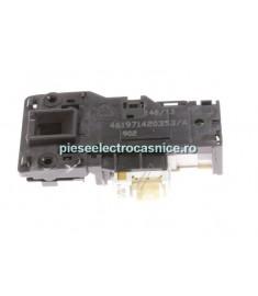 Inchizator electric usa, hublou masina de spalat WHIRLPOOL/INDESIT C00311157 MECANISM DE BLOCARE USA 490 HR 480111101392 WHIRLPOOL/INDESIT 909378