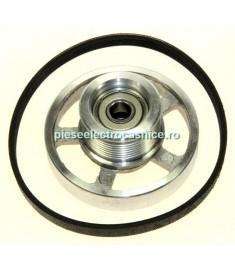 Fulie masina de spalat ARCELIK REDUCTOR + CUREA 492204404 ARCELIK 9536499