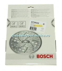 Razatoare disc robot de bucatarie BOSCH/SIEMENS MUZ45RS1 RAZATOARE DISC PT ROBOT 00573022 BOSCH/SIEMENS D194310