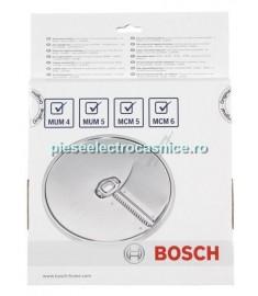 Razatoare disc robot de bucatarie BOSCH/SIEMENS MUZ4AG1 DISC /CUTIT ROBOT 00573025 BOSCH/SIEMENS D204809