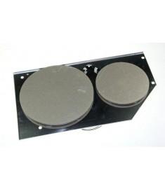 Plita si accesorii aragaz ARCELIK COOKER COIL+ALUMPLATE GR_145+210_RIGHT_Ã 162000030 ARCELIK F157715