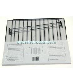 Gratar, grill cuptor aragaz  GRILAJ  CUPTOR  EXTENSIBIL 35 56 X 32 CM  F20490