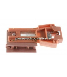 Inchizator electric usa, hublou masina de spalat  ZV445P5 MECANISM BLOCARE USA PT MERLONI/INDESIT  F44417