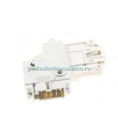 Inchizator electric usa, hublou masina de spalat  MECANISM BLOCARE USA AEG 1240349017  F717151