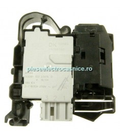 Inchizator electric usa, hublou masina de spalat WHIRLPOOL/INDESIT C00375005 MECANISM BLOCARE USA 481010602648 WHIRLPOOL/INDESIT G140072