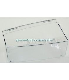 Sertare de legume, fructe frigider VESTEL MEAT TRAY COVER RIGHT(TRANSP-BLUE) 42083719 VESTEL G16066