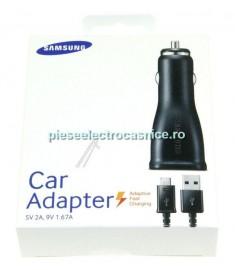 Incarcator auto GSM SAMSUNG INCARCATOR RAPID AUTO MICRO-USB  5-9V +CABLU USB EP-LN915UBEGWW SAMSUNG G216271