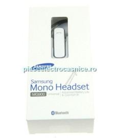 Casca bluetooth GSM SAMSUNG SAMSUNG BLUETOOTH HEADSET EO-MG900 WHITE EO-MG900EWEGWW SAMSUNG G45597