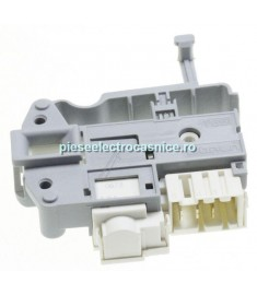 Inchizator electric usa, hublou masina de spalat BITRON MECANISM BLOCARE USA  C00254755 INDESIT, VERSIUNE NOUA BITRON G788878