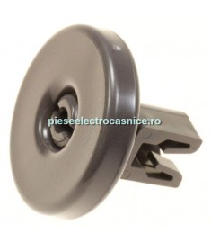 Rola cos masina de spalat vase  ROTITA SERTAR INFERIOR 1 BUC,  POTRIVIT PT AEG 50269757006  G83336