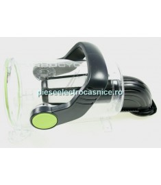 Compartiment sac aspirator AEG STAUBBEHÄLTER,NATURE 140033405022 AEG H149567