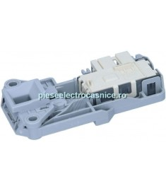 Inchizator electric usa, hublou masina de spalat  DA039520 MECANISM BLOCARE USA <=> ELECTROLUX 8070202018  H429896