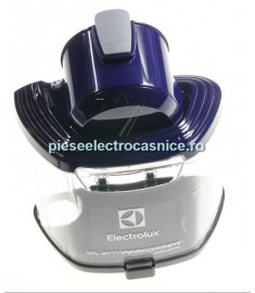 Compartiment sac aspirator AEG RECIPIENT PRAF,ALABASTRU,COMPLET 140033283619 AEG H833327