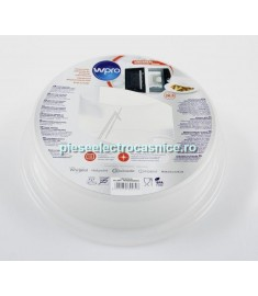 Capac cuptor microunde WHIRLPOOL/INDESIT C00387256 PLL004 DISH COVER 484000008895 WHIRLPOOL/INDESIT H868645